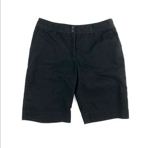 Dalia Collection black shorts